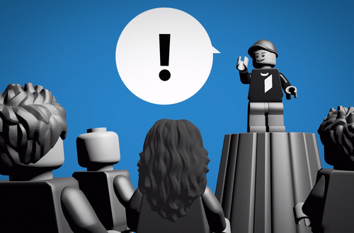 LEGO Ideas would like your feedback to improve the experience Image