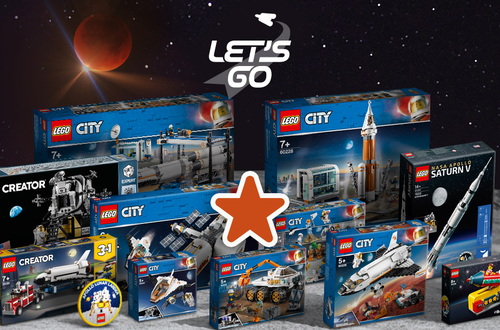 New Contest - Join the mission to take us from the Moon to Mars! Image