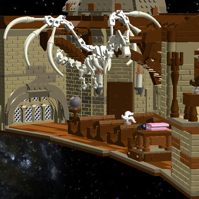 Lego Ideas Magical Builds Of The Wizarding World Hogwarts