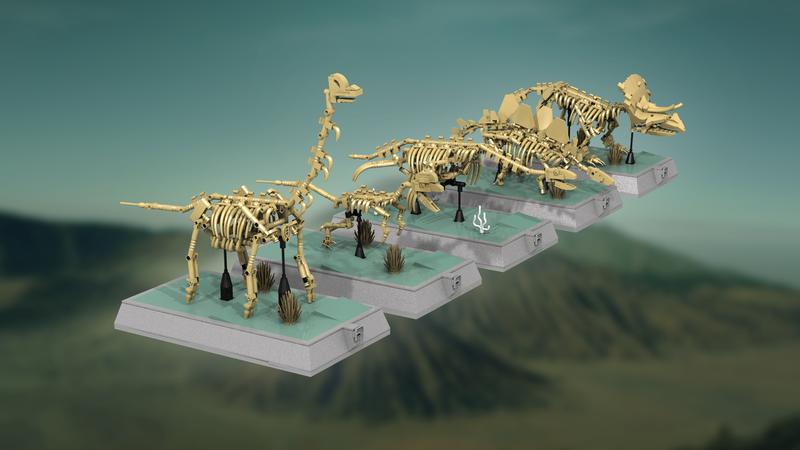 dinosaur fossiler dating