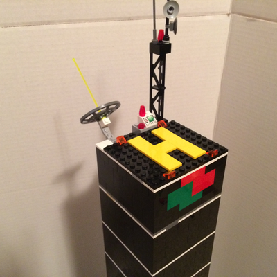 Lego Ideas Octan Tower