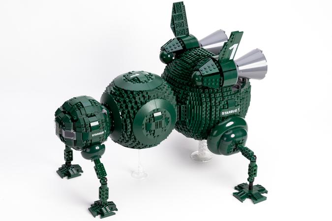 Lego Starbug