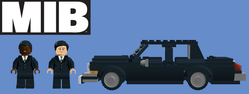 Lego Ideas Product Ideas Men In Black Mib