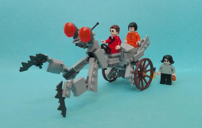 Lego Ideas Coraline