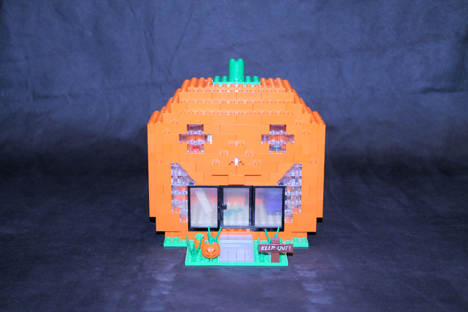 Shelf LEGO Witch Minifigure With Cauldron /& Accessories
