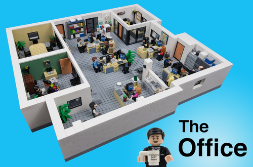 10K Club Interview: Meet Michael Olson of The Office - NBC Image