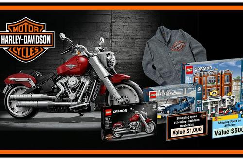 Harley-Davidson Contest - Fan Vote Delay Image