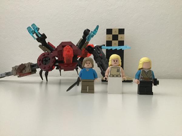 Lego Ideas The Legend Of Zelda Botw Calamity Ganon Battle