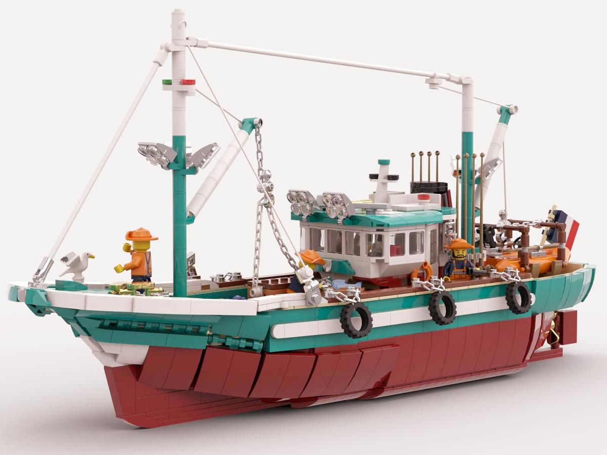 LEGO Ideas: Erste Review-Phase 2020 mit 26 Einreichungen (Robert Steinmetz) - 24