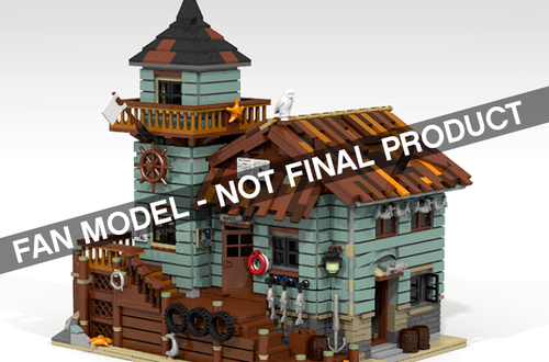 LEGO Ideas First 2016 Review Results Image