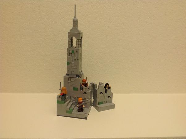 LEGO IDEAS - - Castle Tower