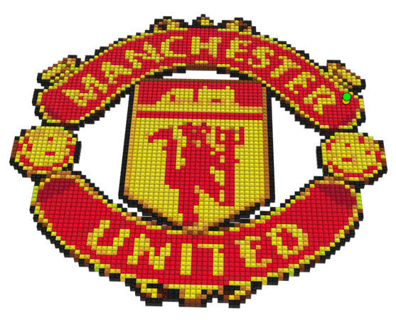 Lego Ideas Build United Manchester United Crest