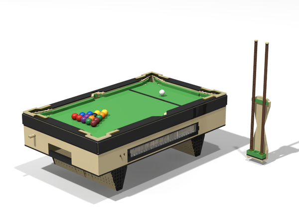 LEGO Snooker Table NEW!!!!!