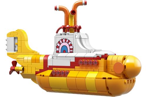 Introducing LEGO® Ideas 21306 Yellow Submarine Image