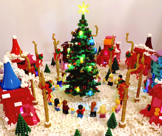 Welcome Christmas.Lego Ideas Product Ideas Welcome To Who Ville