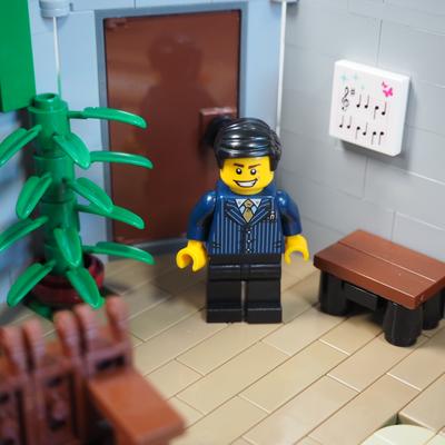 Lego Ideas Mister Rogers Neighborhood