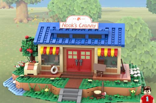 Animal Crossing New Horizons: Nook's Cranny Image