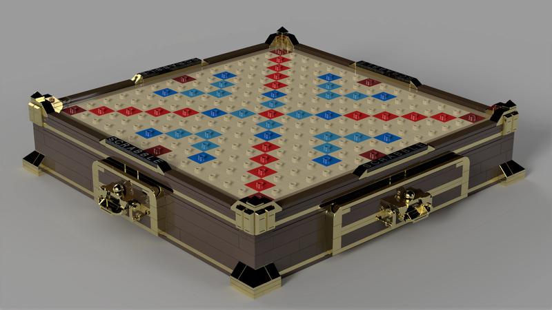 Admirable Lego Ideas Scrabble Board Game Uwap Interior Chair Design Uwaporg