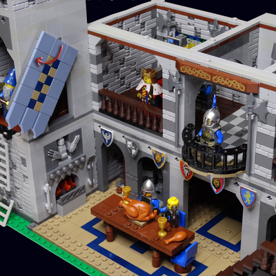 LEGO IDEAS - Product Ideas - Castle Lego