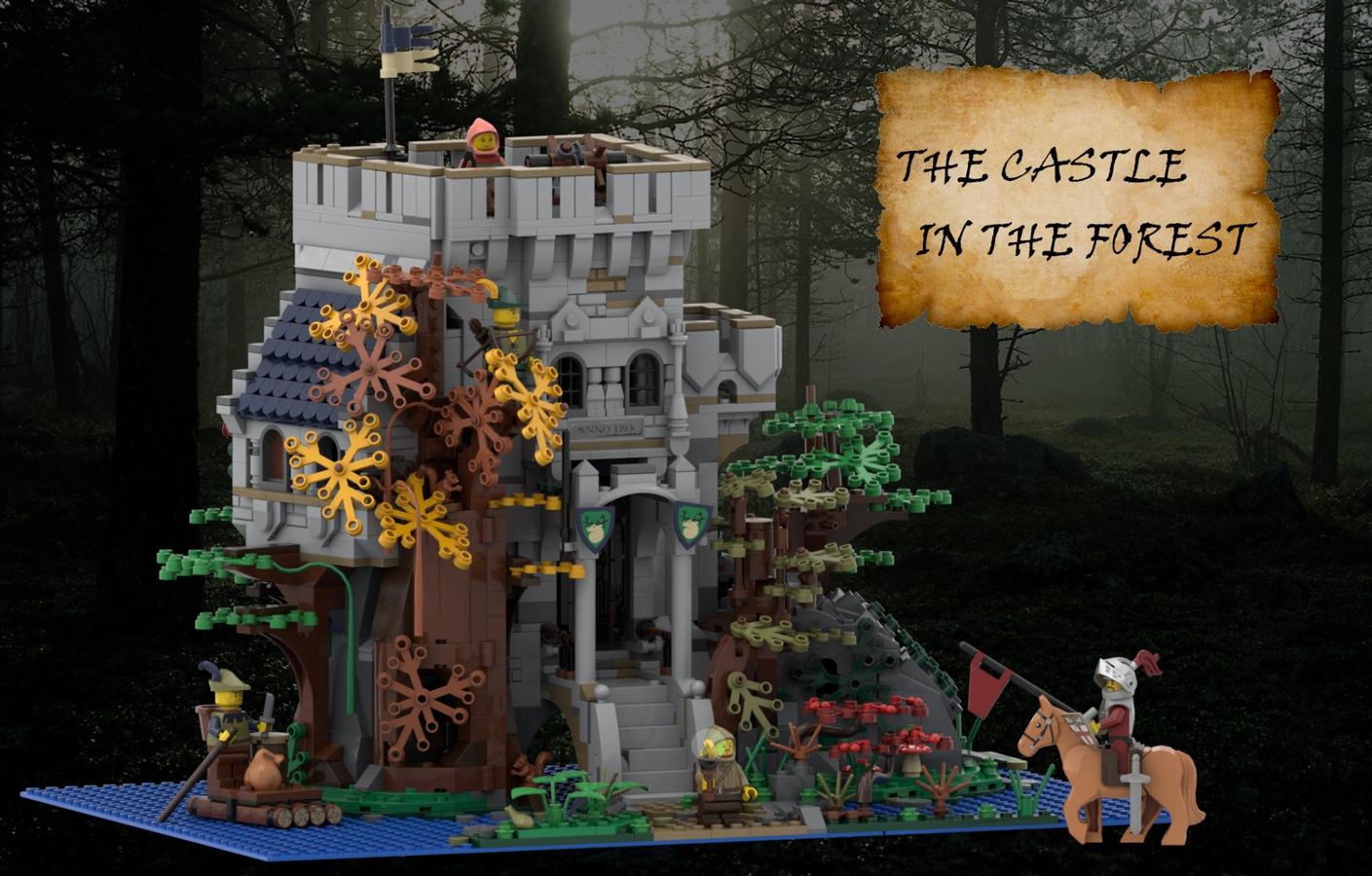 LEGO Ideas: Erste Review-Phase 2020 mit 26 Einreichungen (Robert Steinmetz) - 30