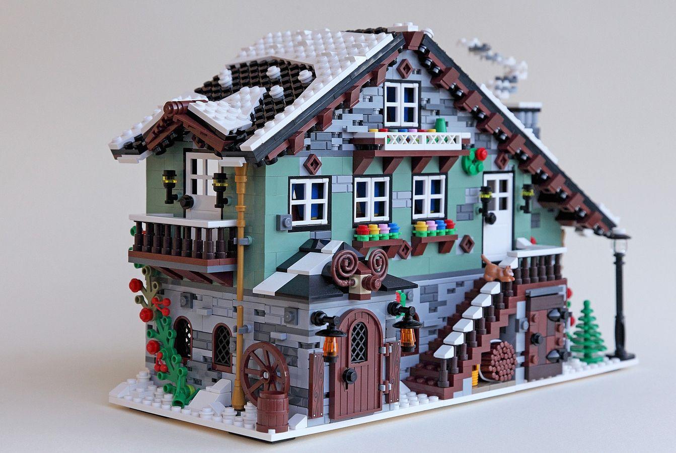 LEGO Ideas: 12 Entwürfe schaffen es in die letzte Review-Phase 2019 (Robert Steinmetz) - 18