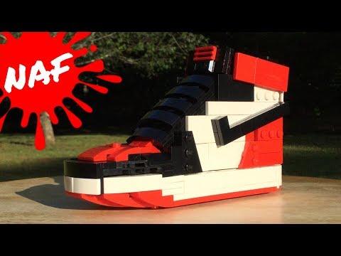 LEGO IDEAS - LEGO Air Jordan One Retro